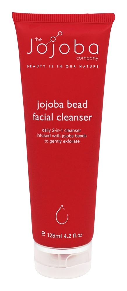The Jojoba Company - Facial Cleanser Jojoba Bead - 4.2 oz.