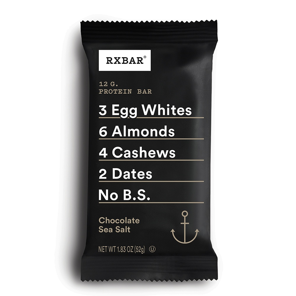 RxBar - Protein Bar Chocolate Sea Salt - 1.83 oz.