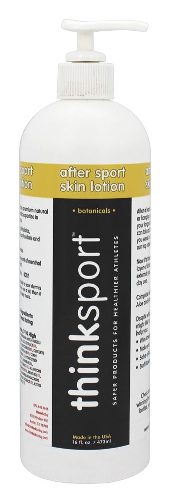 Thinksport - After Sport Skin Lotion - 16 oz.