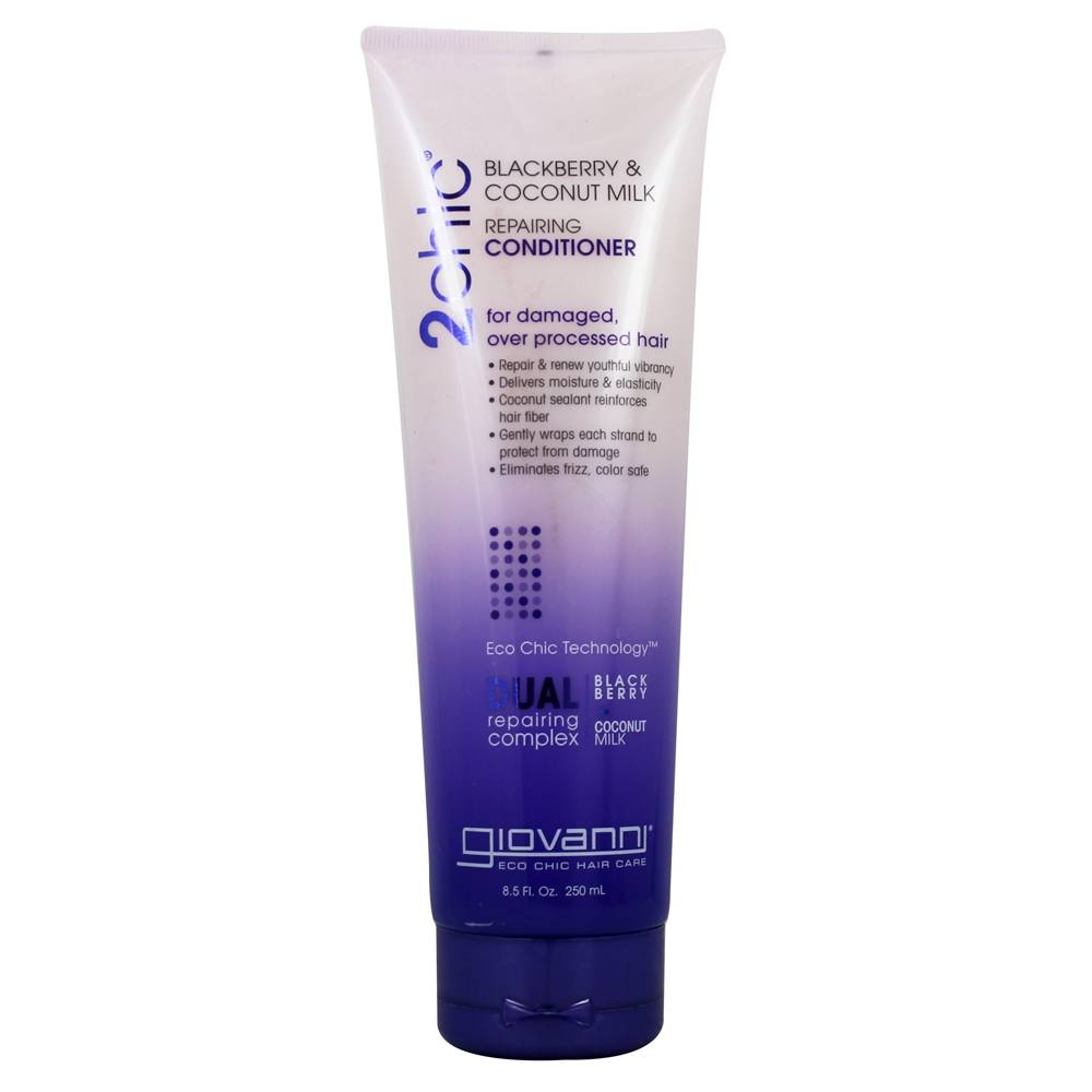 Giovanni - 2Chic Ultra-Repair Conditioner Blackberry & Coconut Milk - 8.5 oz.