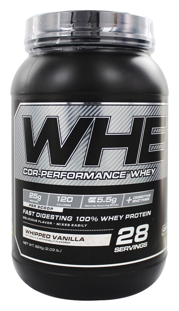 Cellucor - Cor-Performance Series Whey Whipped Vanilla - 2.03 lbs.