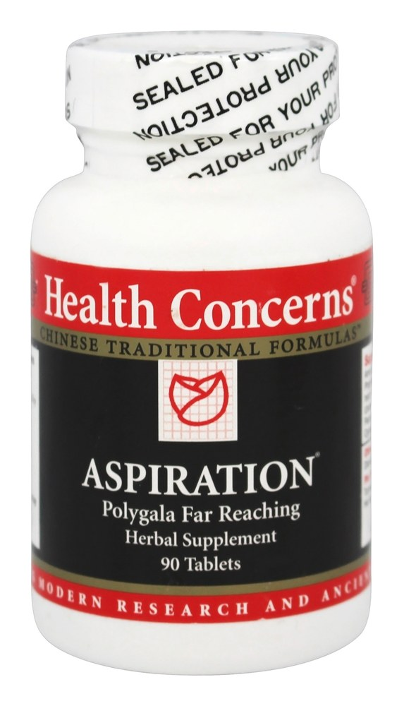 Health Concerns - Aspiration - 90 Tablet(s)