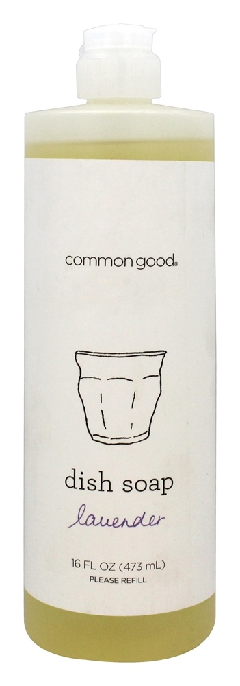 Common Good - Dish Soap Lavender - 16 oz.