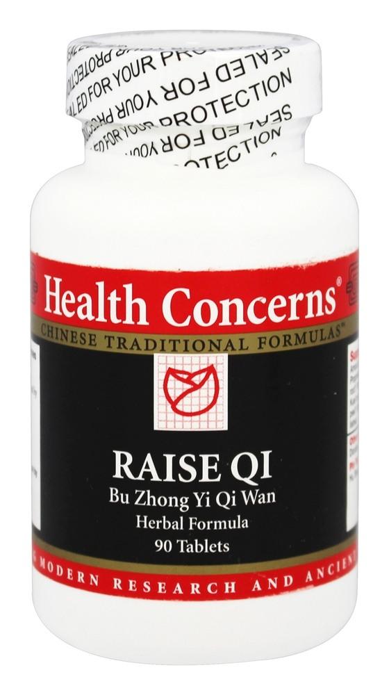 Health Concerns - Raise QI - 90 Tablet(s)