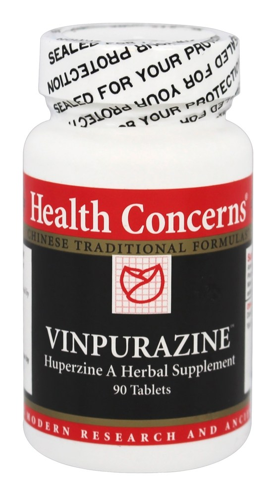 Health Concerns - Vinpurazine - 90 Tablet(s)
