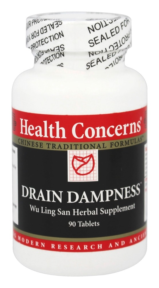 Health Concerns - Drain Dampness - 90 Tablet(s)