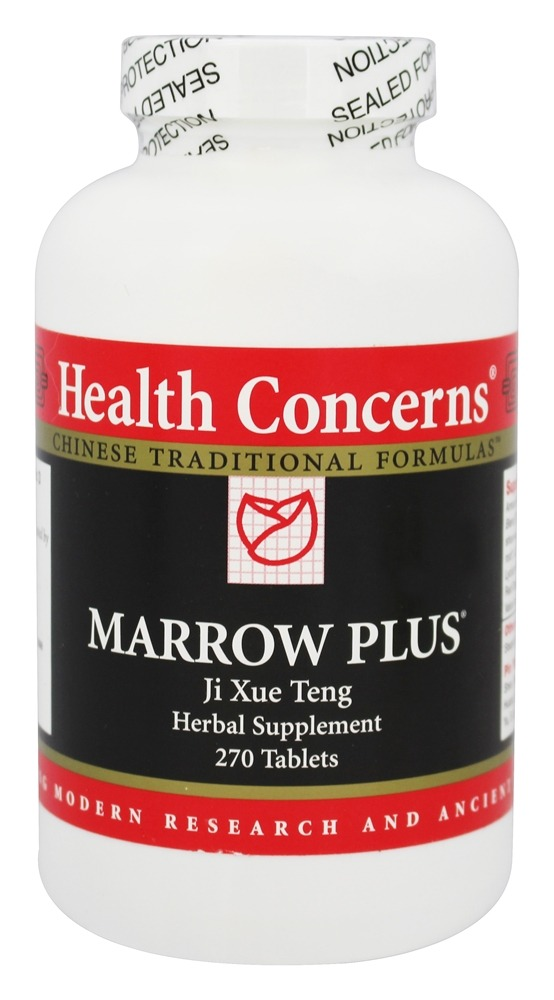 Health Concerns - Marrow Plus - 270 Tablet(s)