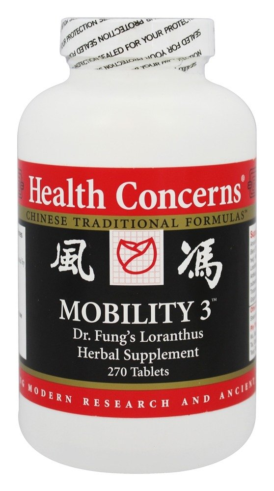 Health Concerns - Mobility 3 - 270 Tablet(s)