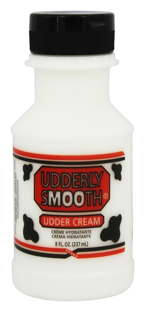 Udderly Smooth - Udder Cream - 8 oz.