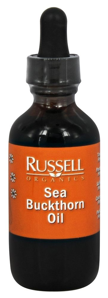Russell Organics - Sea Buckthorn Oil - 2 oz.