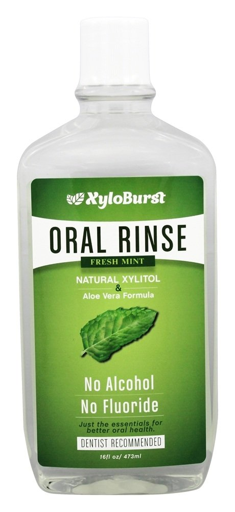XyloBurst - Oral Rinse Fresh Mint - 16 oz.