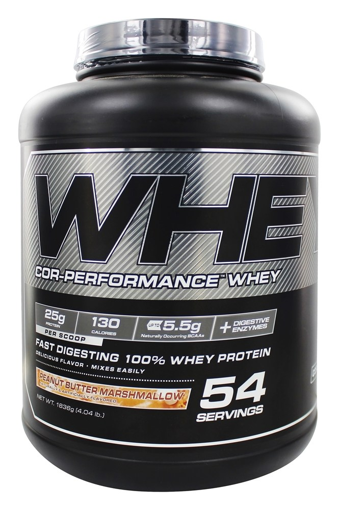 Cellucor - Cor-Performance Series Whey Peanut Butter Marshmallow - 4.04 lbs.