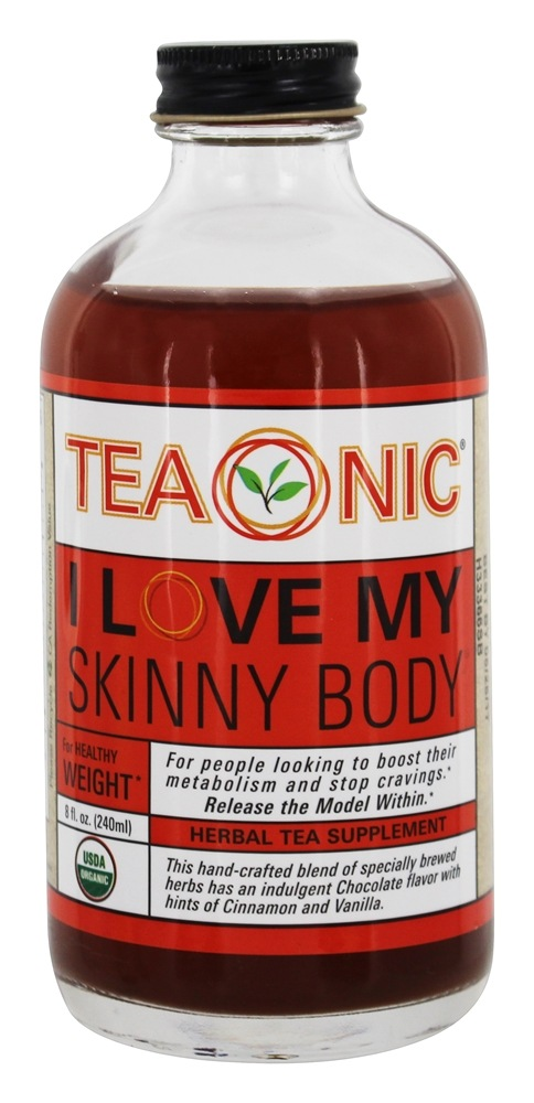 Teaonic - Organic I Love My Skinny Body Tea - 8 oz.