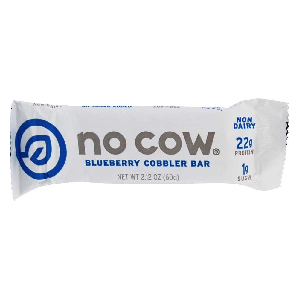 D's Naturals - No Cow Bar Blueberry Cobbler - 2.12 oz.