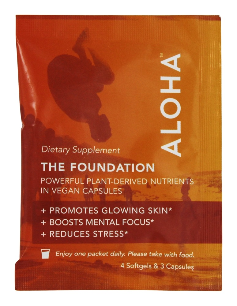 Aloha - The Foundation - 7 Capsules