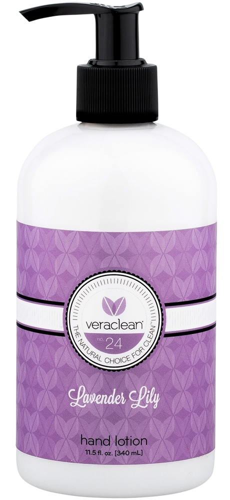 VeraClean - Hand Lotion Lavender Lily - 11.5 oz.