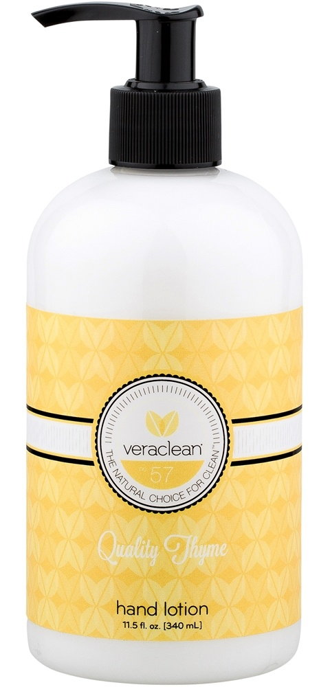 VeraClean - Hand Lotion Quality Thyme - 11.5 oz.