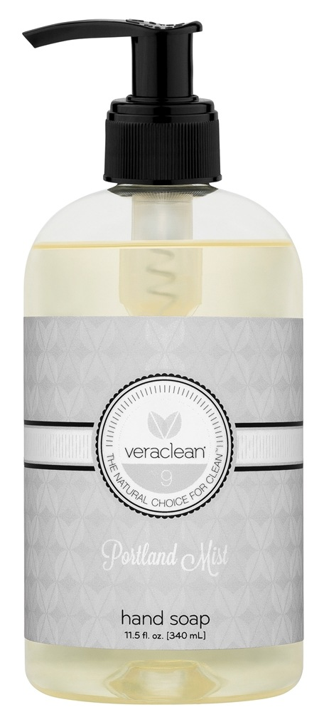 VeraClean - Hand Soap Portland Mist - 11.5 oz.