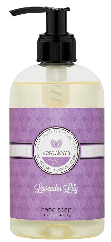 VeraClean - Hand Soap Lavender Lily - 11.5 oz.