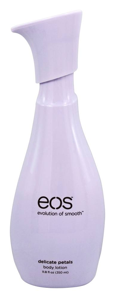 Eos Evolution of Smooth - Body Lotion Delicate Petals - 11.8 oz.