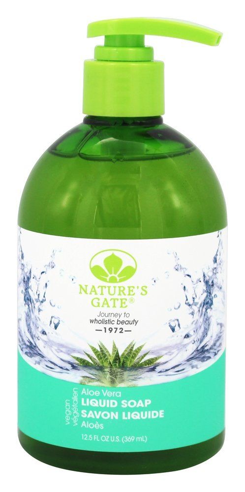 Nature's Gate - Liquid Soap Aloe Vera - 12.5 oz.