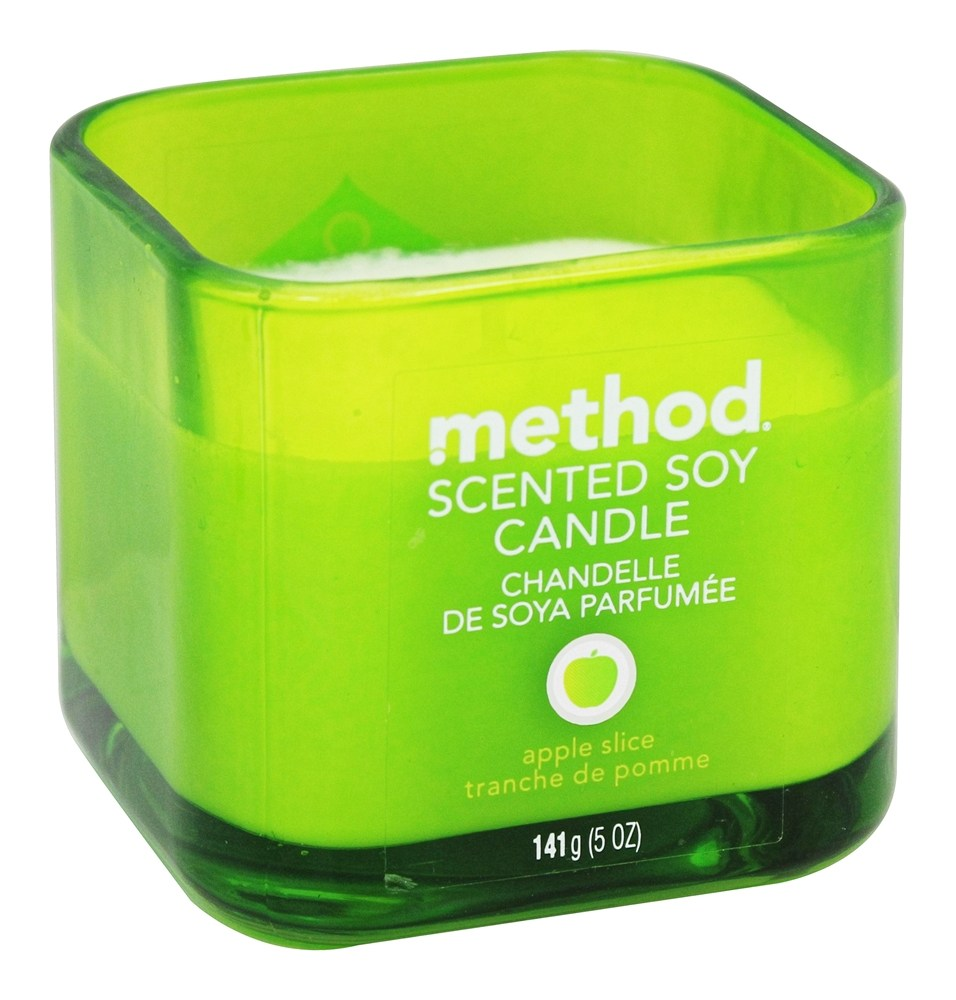 Method - Scented Soy Candle Apple Slice - 5 oz.