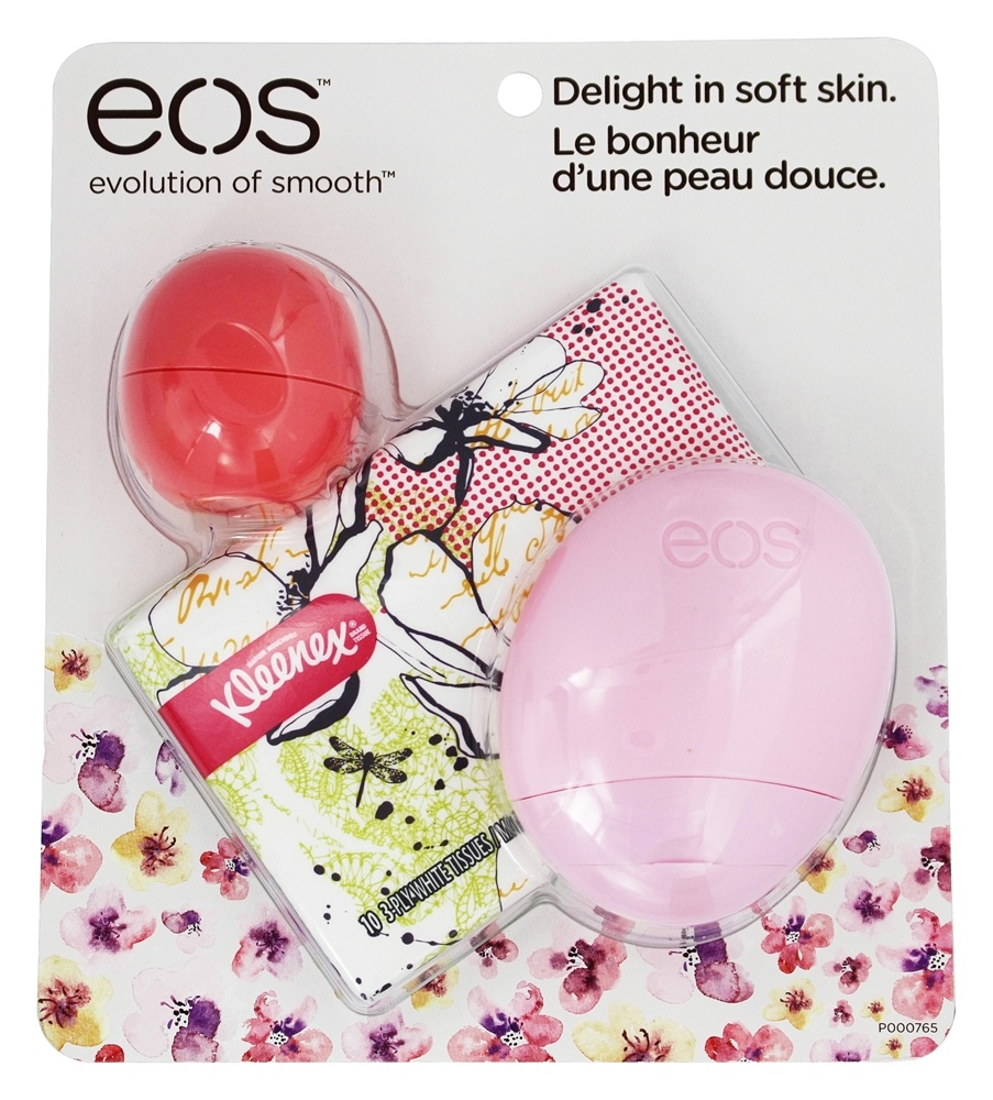 Eos Evolution of Smooth - Kleenex Slim-Wallet Pack