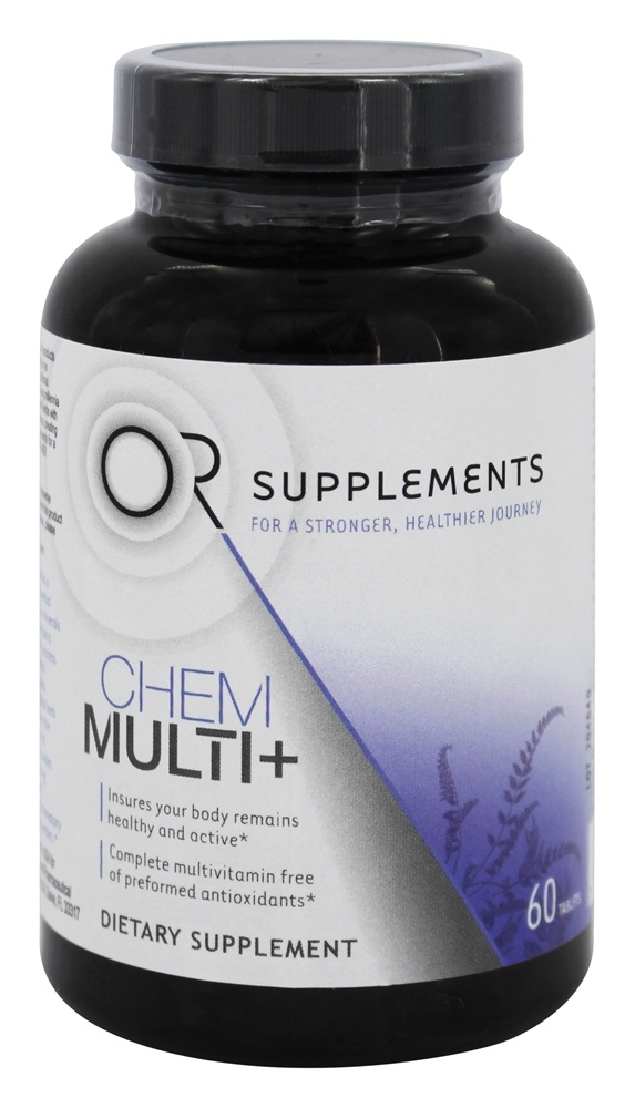 OR Supplements - ChemMulti+ - 60 Tablets
