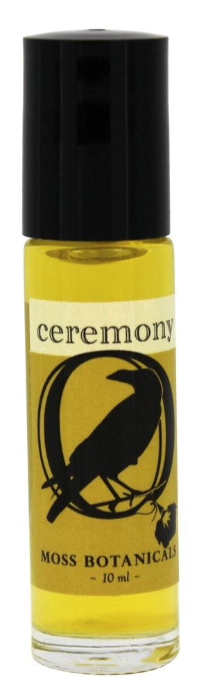Moss Botanicals - Ceremony Body Roll On Oil - 10 ml.