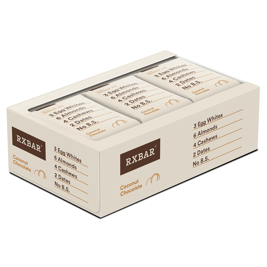 RxBar - Protein Bar Coconut Chocolate - 12 Bars