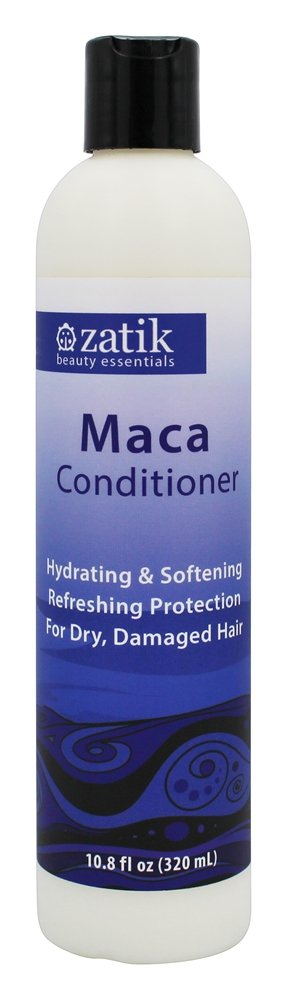 Zatik Beauty Essentials - Maca Conditioner Hydrating & Softening - 10.8 oz.