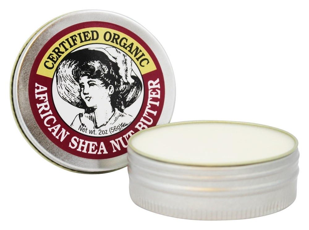 Vermont Soapworks - Organic African Shea Nut Butter - 2 oz.