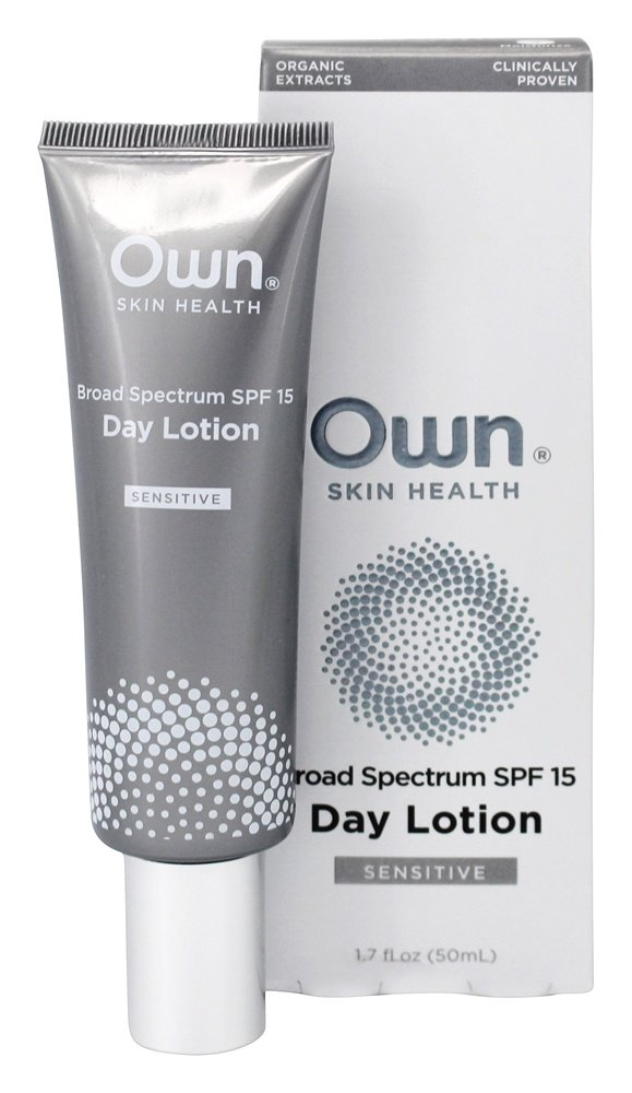 Own Beauty - Sensitive Day Lotion Broad Spectrum 15 SPF - 1.7 oz.