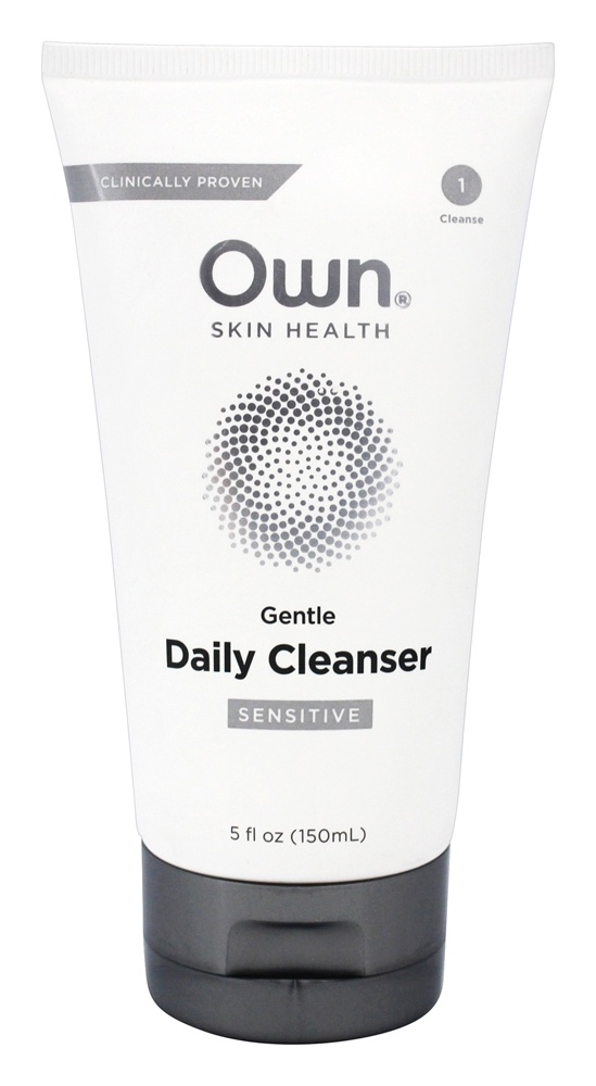 Own Beauty - Sensitive Gentle Daily Cleanser - 5 oz.