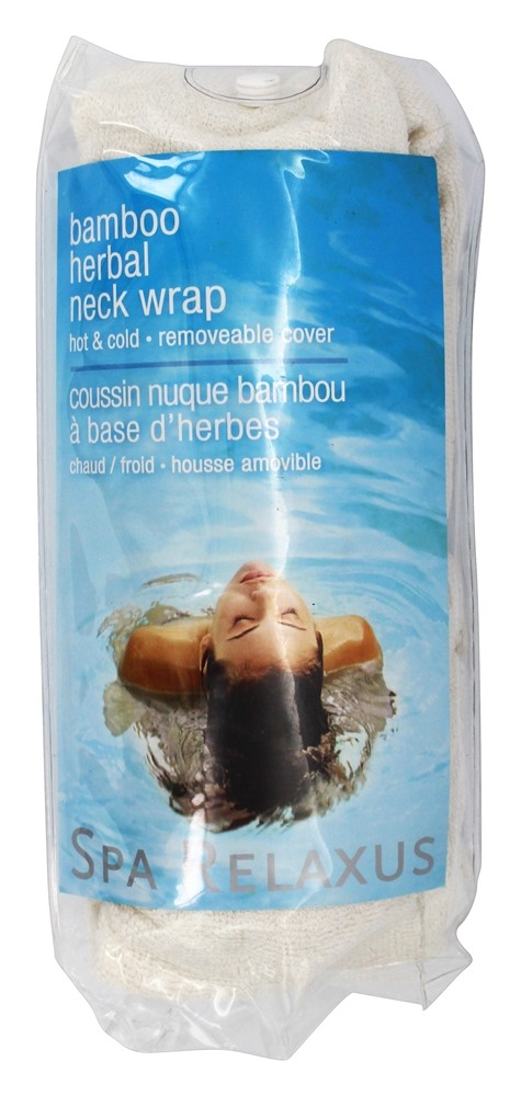 Relaxus - Spa Relaxus Organic Bamboo Herbal Neck Wrap