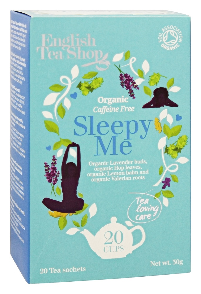 English Tea Shop - Organic Sleepy Me Tea - 20 Sachet(s)