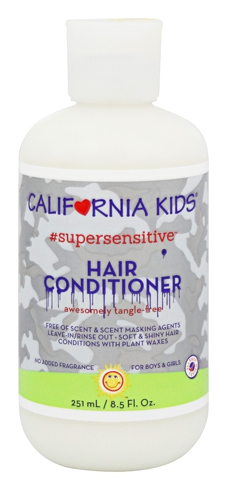 California Kids - Hair Conditioner Supersensitive - 8.5 oz.
