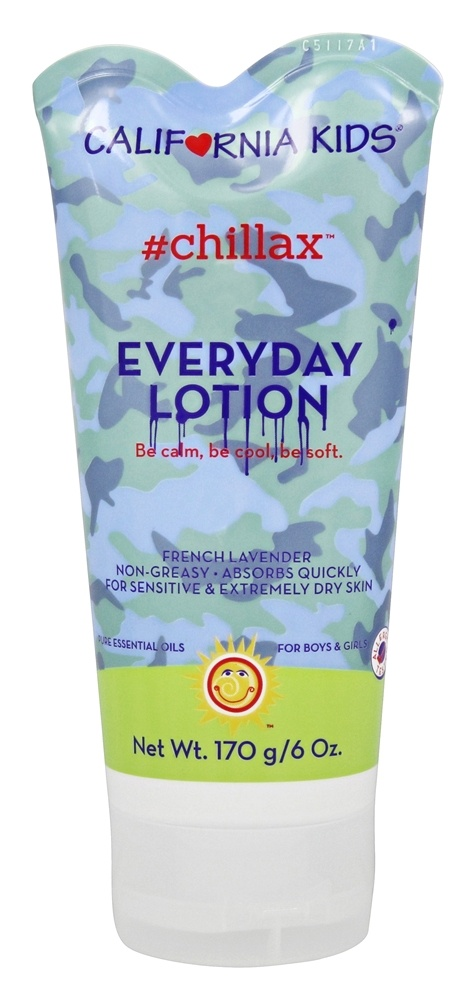 California Kids - Everyday Lotion Chillax - 6 oz.