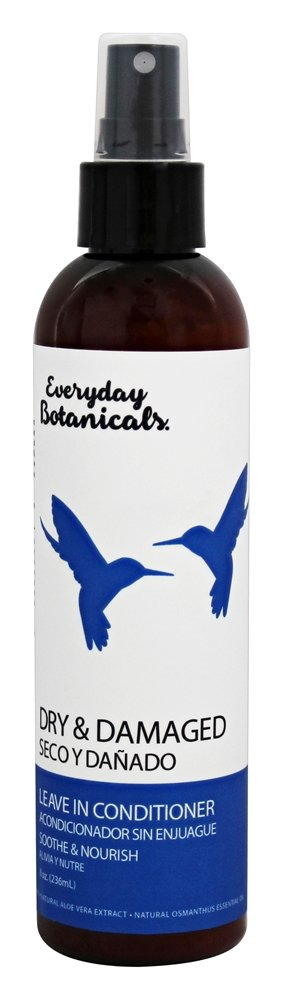 Everyday Botanicals - Leave In Conditioner Dry & Damaged - 8 oz.
