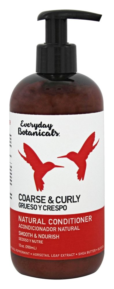 Everyday Botanicals - Natural Conditioner Coarse & Curly - 12 oz.