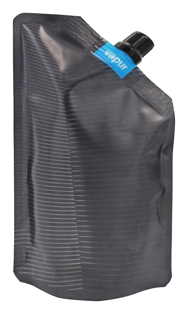 Vapur - After Hours Incognito Flexible Flask Grey - 10 oz.