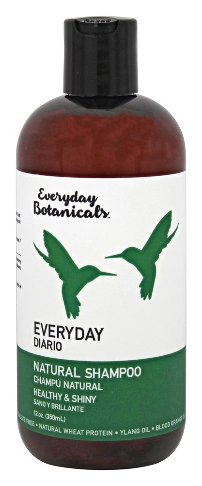 Everyday Botanicals - Natural Shampoo Everyday - 12 oz.