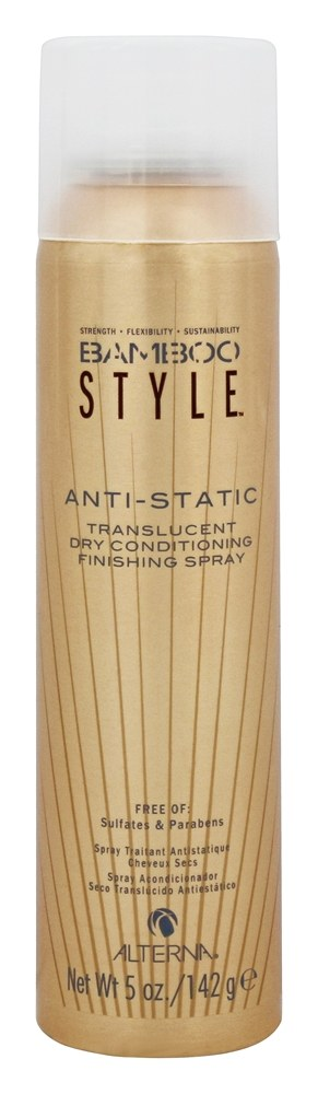 Alterna - Bamboo Style Anti-Static Translucent Dry Conditioning Spray - 5 oz.