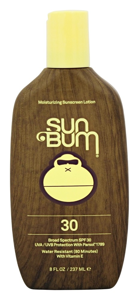 Sun Bum - Moisturizing Sunscreen Lotion 30 SPF - 8 oz.