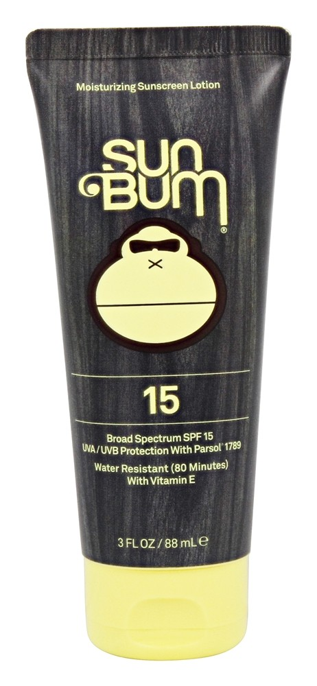 Sun Bum - Moisturizing Sunscreen Lotion 15 SPF - 3 oz.