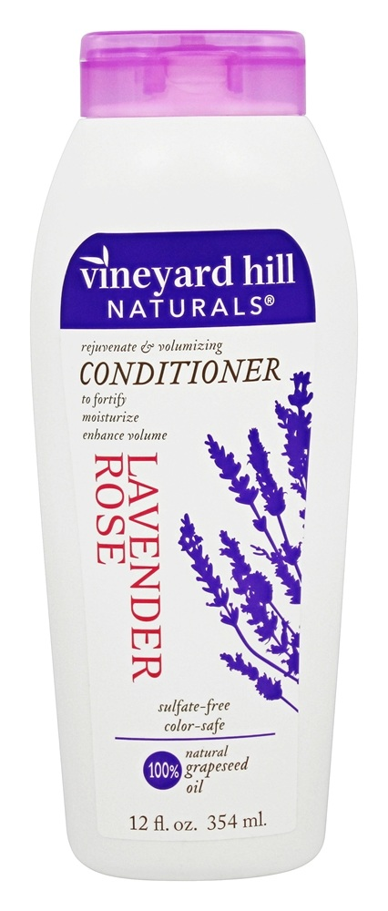Vineyard Hill Naturals - Conditioner Lavender Rose - 12 oz.