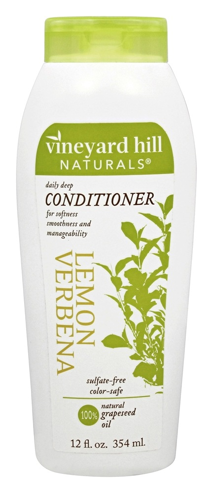 Vineyard Hill Naturals - Conditioner Lemon Verbena - 12 oz.