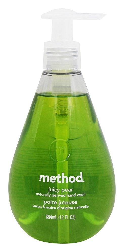 Method - Hand Wash Naturally Derived Juicy Pear - 12 oz.