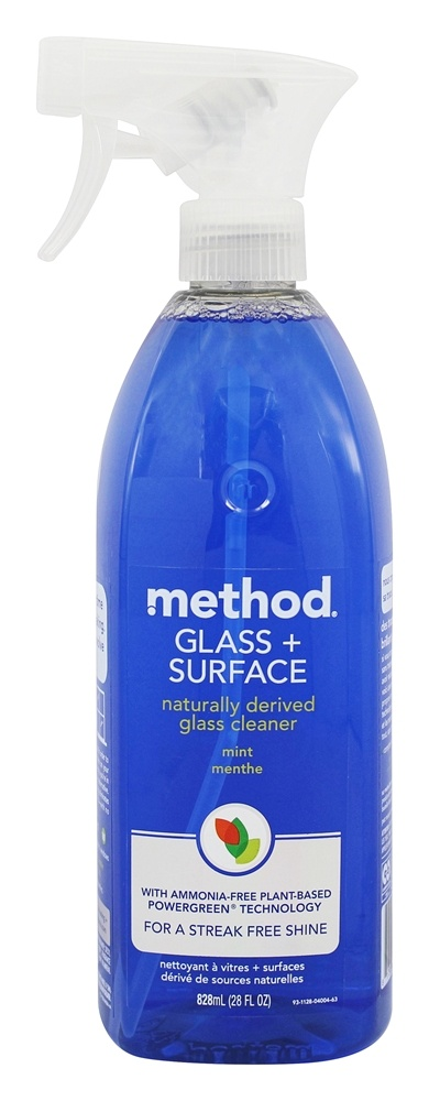Method - Glass + Surface Naturally Derived Cleaner Mint - 28 oz.