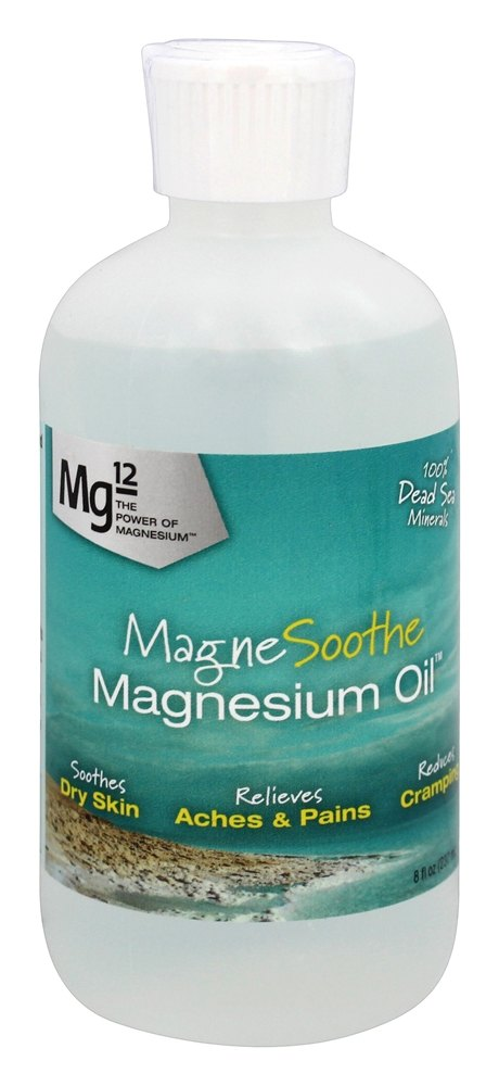Mg12 - MagneSoothe Magnesium Oil - 8 oz.